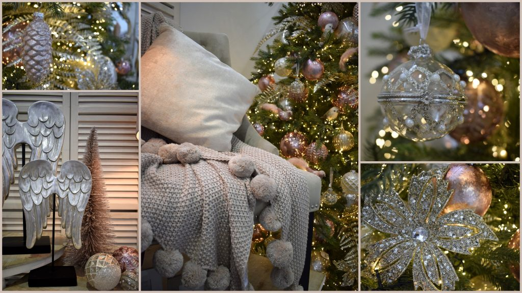 romantica christmas decorations and home accessories range