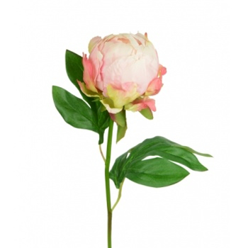 easter artificial peony flower pink