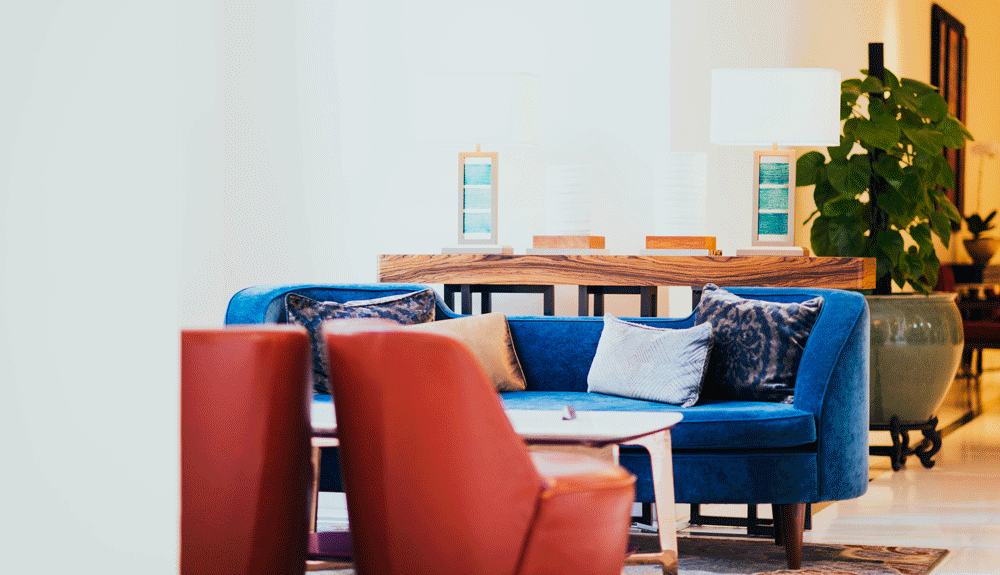How to Create a Welcoming Reception Area