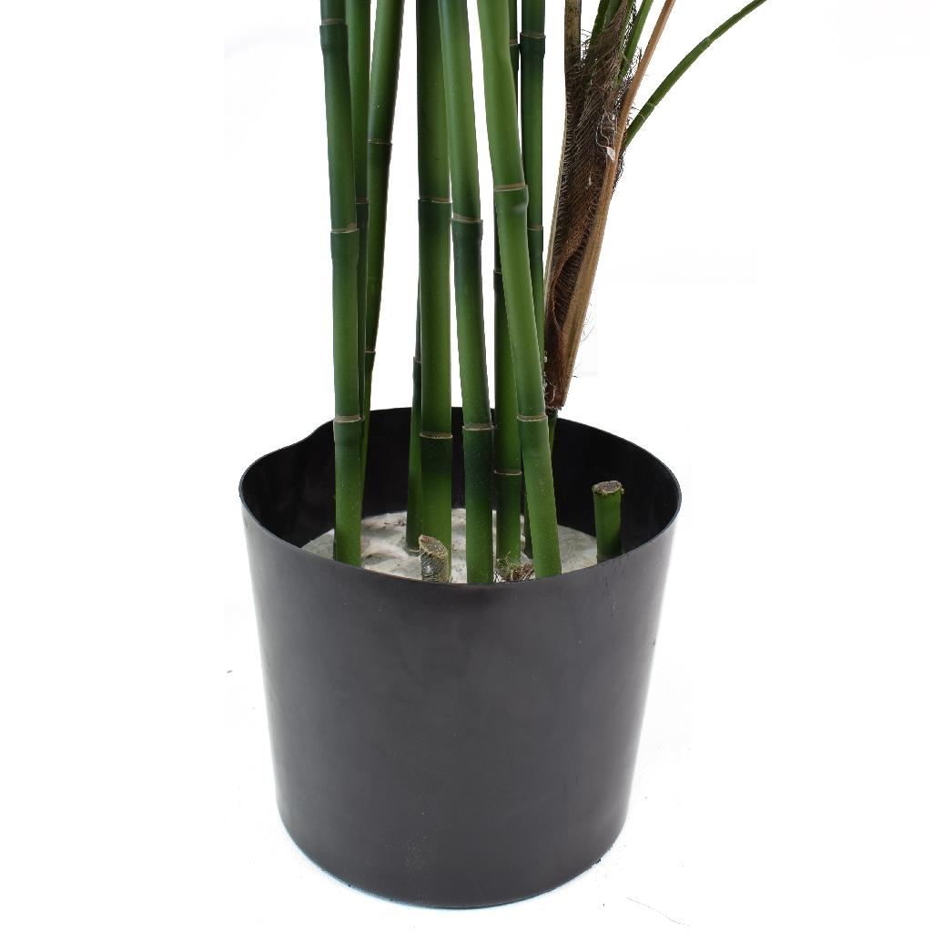 Artificial Parlour Palm Tree - base