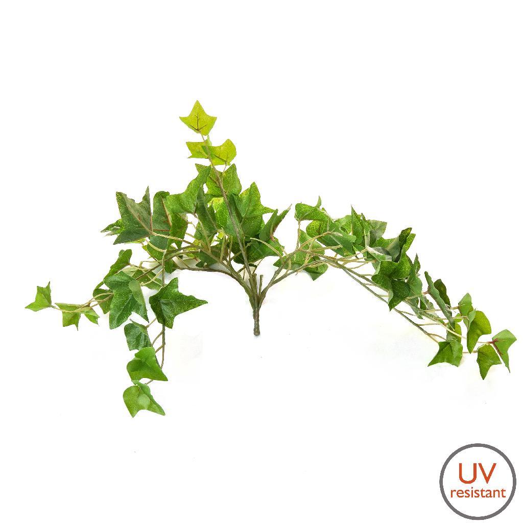 Artificial Green Ivy Bunch Living Wall Bunch 25cm