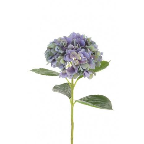 Artificial Hydrangea Stem Lilac