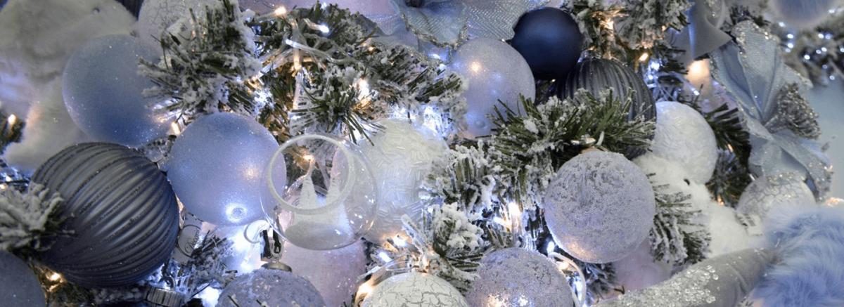 Blue Christmas Themes