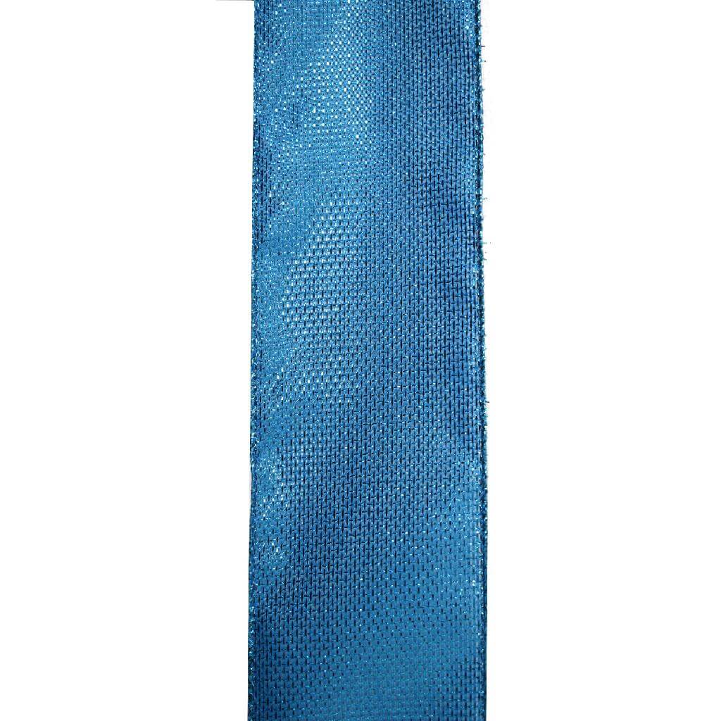 blue christmas ribbon