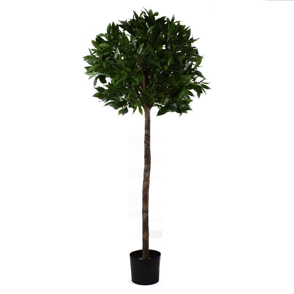 artificial bay tree in pot