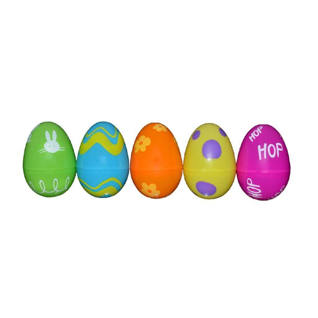 plastic easter egg hunt holders