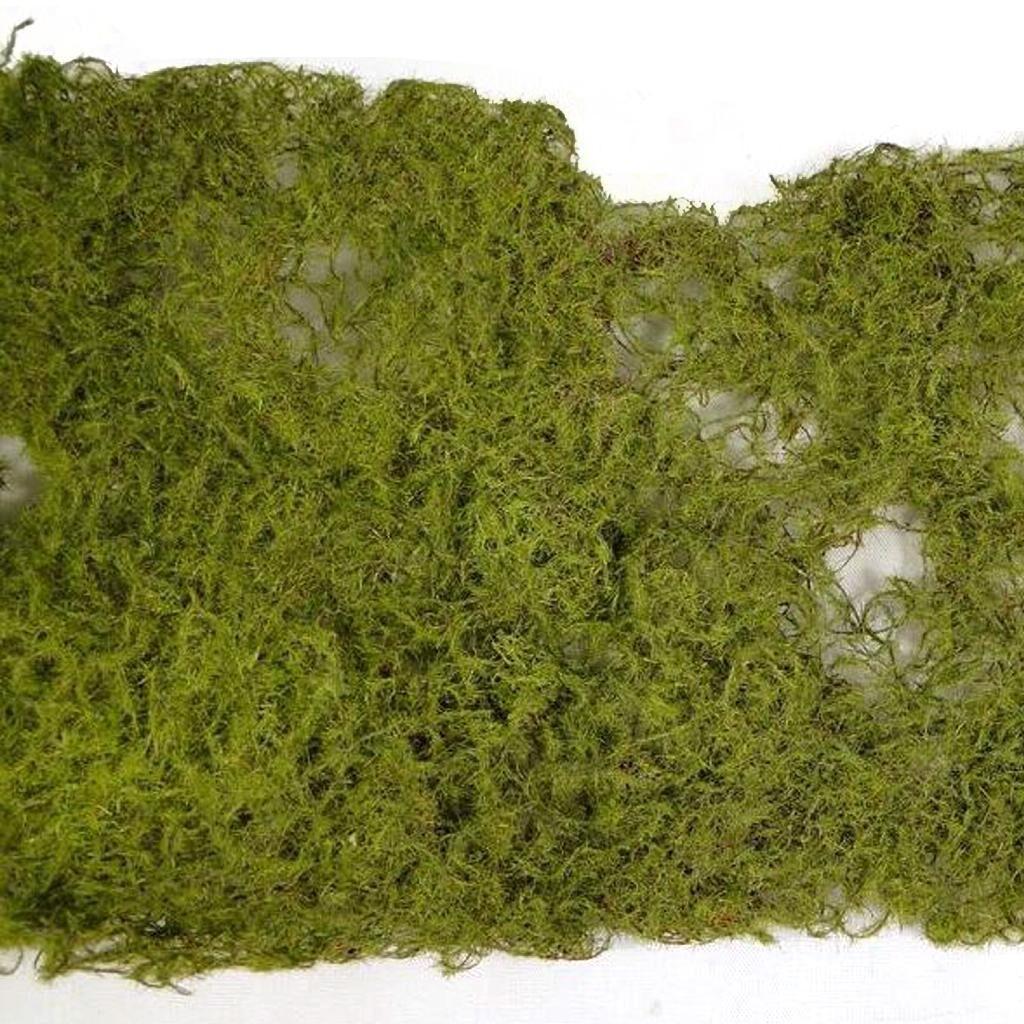 easter egg hunt supplies - moss decoration