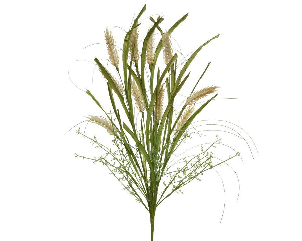 artificial wheat grass bunch