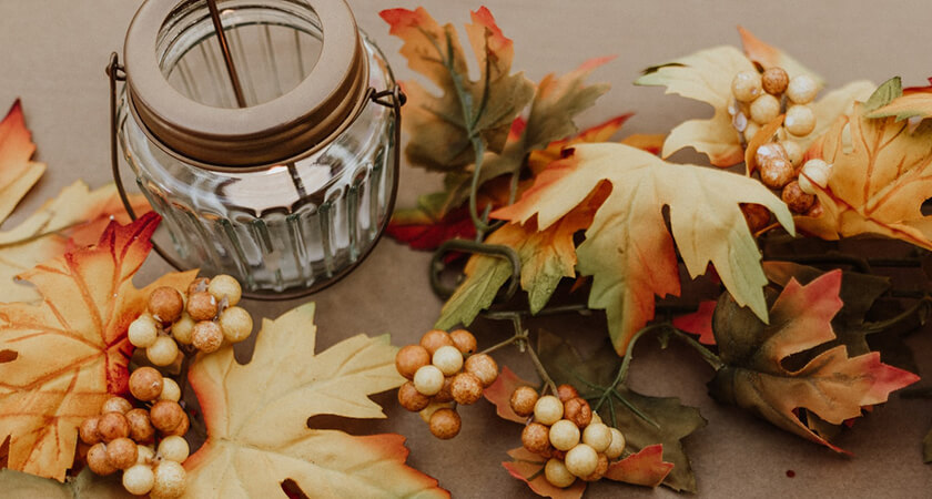 Stylish Autumn Decorations to Welcome The Season