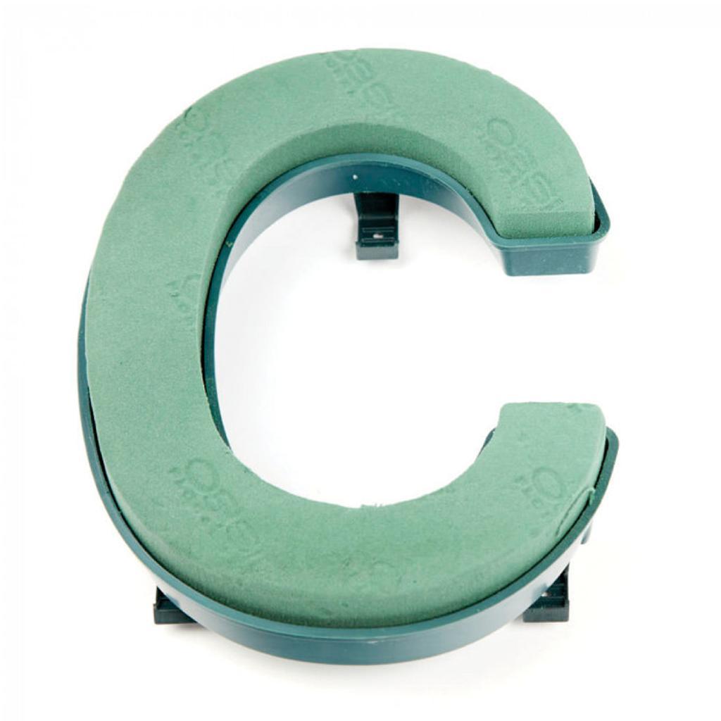 Oasis Naylor Base Floral Foam Letter C