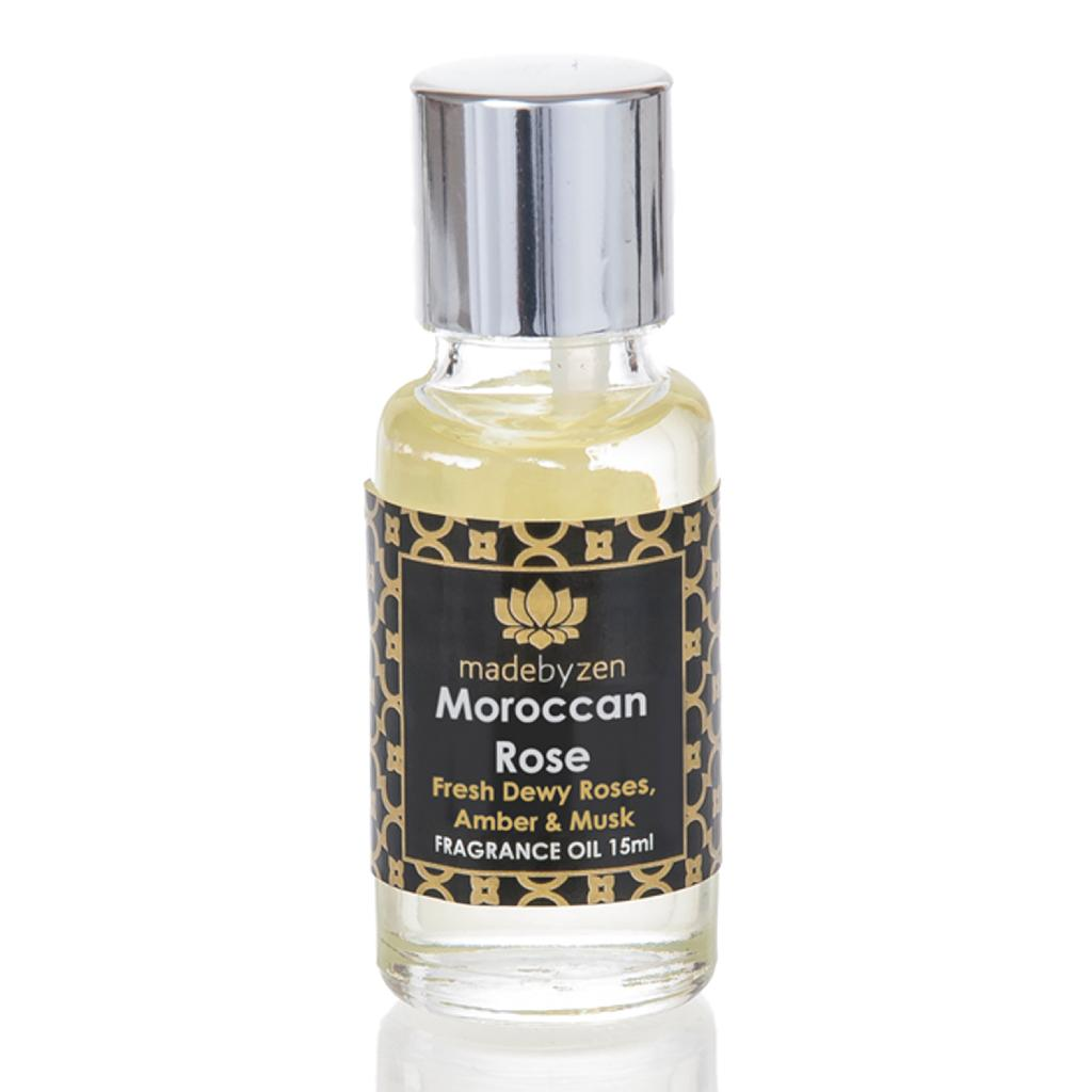 Signature Collection 15ml Moroccan Rose Luxury Fragrance Oil Madebyzen 3 75 Inspirations Wholesale
