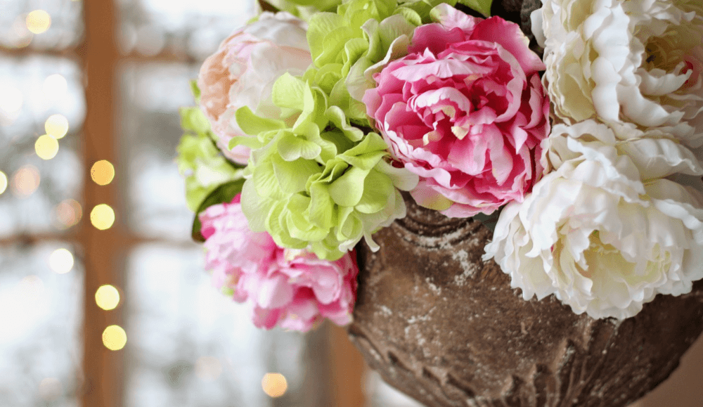Summer Wedding Centrepiece Ideas