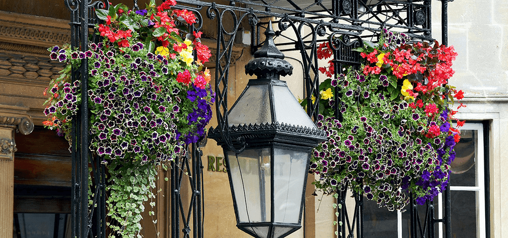 Why Use Artificial Hanging Baskets For Your Business
